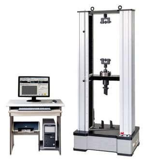 MWD-10微机控制人造板万能试验机